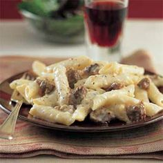 Dracula's Revenge ALFREDO SAUCE {from Cooking Light} I love this recipe but could not find my magazine, thank goodness for google and a title from memory.