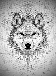ancestor / Kris Davidson / Sacred Geometry <3