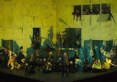 Il Trovatore an der Staatsoper Berlin mit Plácido Domingo