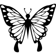 butterfly22 - by Freepik-Flaticon-Animals-Pin-161