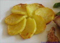 Kartoffelrosette