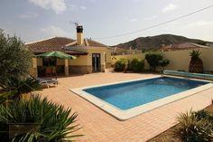 3 bed villa for sale in Los Garcias, Arboleas, Almería, Andalusia, Spain -            €169,000