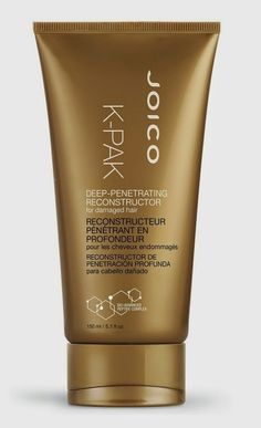 Did you fry your hair? Best protein reconstructor out there. Joico K-Pak Deep-Penetrating Reconstructor