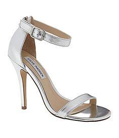 fb154cd63de Steve Madden Realove Metallic Sandals  Dillards  79.99