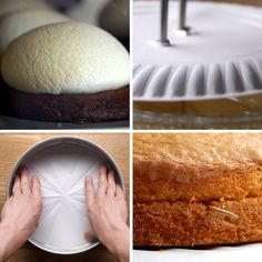 These 5 Genius Baking Hacks Are Gonna Change Your Life Tap the link now to find the hottest products for your kitchen! Baking Hacks, Food Hacks, Cooking Tips, Cooking Recipes, Cake Recipes, Dessert Recipes, Buzzfeed Tasty, Buzzfeed Recipes, Dessert Decoration