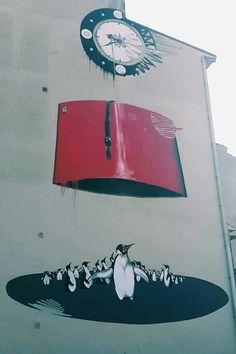 Street art in İstanbul.