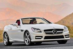 2016 Mercedes-Benz SLK-Class SLK300 Convertible Exterior