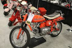 OldMotoDude: 1964 Harley-Davidson/Aermacchi Sprint H sold for $...