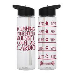 The Best Motivational Water Bottles - Sports Water Bottle ...