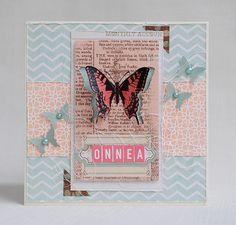 Butterflycard by Anski