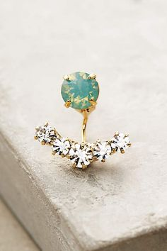 44 Adrias Anchored Earrings - anthropologie.com