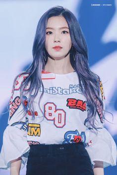 K Idols, Irene, Red Velvet, Adidas Jacket, Punk, Graphic Sweatshirt, Sweatshirts, Sweaters, Jackets