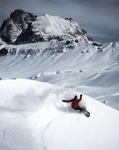7 reasons you should do a snowboard season!