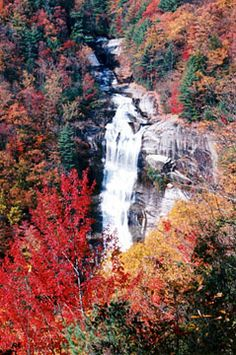 SCwaterfalls - Waterfalls in South Carolina, North Carolina, and Georgia