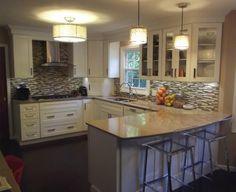 Transitional Kitchen [Copper River Cabinet Company]