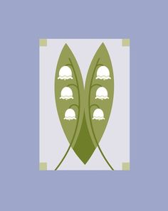 Lily of the Valley by CindyLindgren on Etsy