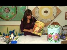 ADRIANA LEONEL  - AULA DE ARTESANATO -    ARTE EM RECICLADOS 1 hora de video