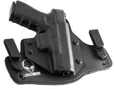 Alien Gear Holsters inside the waistband glock holster, the Cloak Tuck 2.0. Best gun holster ever
