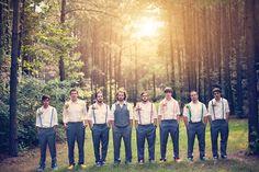 Over the Rainbow: Jenn & Matt in Shreveport, LA   Wedding Planning, Ideas & Etiquette   Bridal Guide Magazine