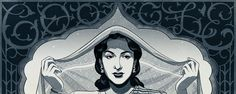 Nargis Dutt's 86th Birthday remembered in today's Google Doodle...