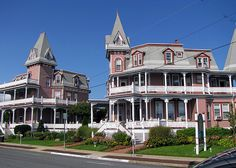 Angel of the Sea, Cape May, NJ.  I've seen this inn and bought their cookbook, but have not stayed here.