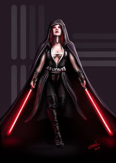 Sith Lord by ismael1977