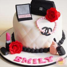 Cake Gallery - Customized Fondant cakes & cupcakes.