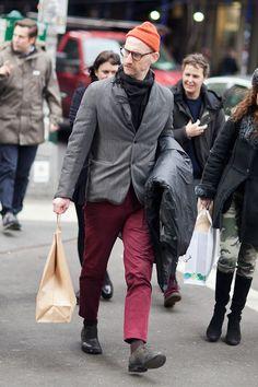 This Marni Jacket. #streetstyle