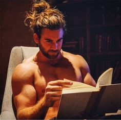 male model fitness Reading hot guys long haired men long haired ... Long Haired Men, Guys Long Hairstyles, Man Bun Hairstyles, Formal Hairstyles, Dream Man, Beards, Long Haircuts, Girl Haircuts, Men With Stubble