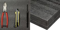Make Custom Tool Drawer Liners With FastCap Kaizen Foam