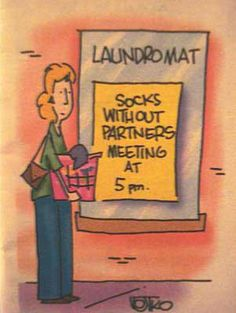 Socks without Partners Meeting...!