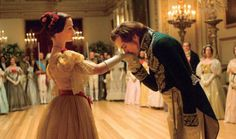 Magic Movie Moments: Queen Victoria (Emily Blunt) and Prince Albert (Rupert Friend) in The Young Victoria Copyright ©2009 GK Films