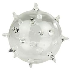Check out this item at One Kings Lane! Sputnik Glass Vase