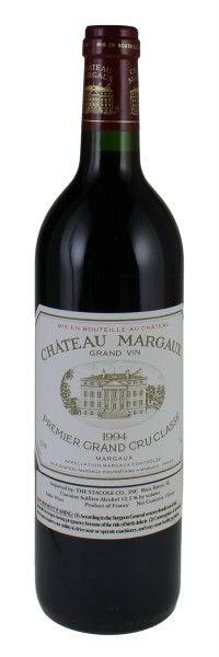1994 Margaux. Type: Red Wine, Bordeaux Red Blends (Claret), Premier Cru (First Growth), 750ml. Region: France, Bordeaux, Margaux. 310$ (7.750 Kc)