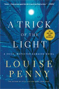 A Trick of the Light, Louise Penny Lillian Dyson is found dead among the bleeding hearts and lilacs of Clara Morrow's garden in Three Pines, shattering the celebrations of Clara's solo show at the famed Musée in Montreal. Chief Inspector Gamache, the head of homicide at the Sûreté du Québec, is called to the tiny Quebec village and there he finds the art world gathered, and with it a world of shading and nuance, a world of shadow and light.