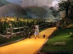 """We're off to See the Wizard,"" The Wizard of Oz, Judy Garland, movie, 1939."