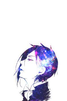 Black Butler Sebastian Michaelis galaxy