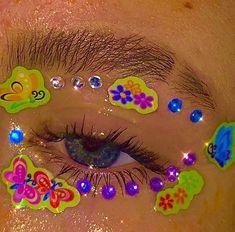 Aesthetic Indie, Aesthetic Collage, Aesthetic Makeup, Aesthetic Beauty, Estilo Indie, Cute Makeup, Makeup Art, Makeup Eyes, Maquillage Indie
