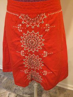 Lithe for Anthropology Skirt Size 2   eBay
