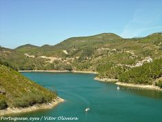 Albufeira de Castelo de Bode - Portugal by Portuguese_eyes, via Flickr