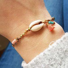 Colourful bracelet!♥