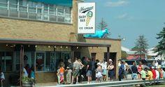 Slide #3 - Sherman's Ice Cream, South Haven, MI