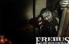 Cùng Korean Air khám phá những ngôi nhà ma đáng sợ nhất nước Mỹ dịp Halloween
