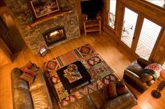 10 people = $70 each night for each person Seven Springs Vacation Rental - VRBO 225738 - 6 BR Laurel Highlands House in PA, Sundance - New Private Luxury Log Home / Mtn Retreat/Resort Golf & Pool Near by
