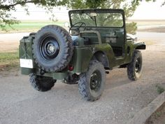 1953 Willys M38A1 - Photo submitted by Don Wren.