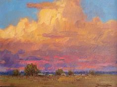 Don Brackett paintings by Don Brackett for sale at Parsons Gallery of the West.