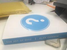 From @talesfrom's Twitter -- winner of an advance copy Quiz Me, Tech Companies, Company Logo, Joy, Logos, Twitter, Glee, Logo, Being Happy