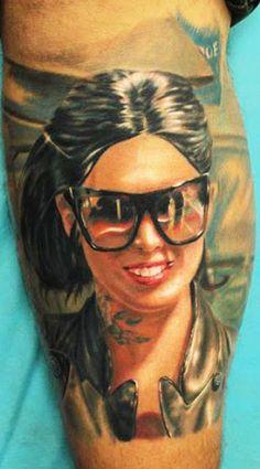 Celebrites Tattoo by Kobay Tattoo
