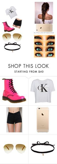 """Untitled #65"" by brianaishungry ❤ liked on Polyvore featuring Dr. Martens, Calvin Klein, PacSun, Victoria Beckham and Joomi Lim"