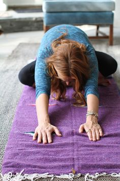7 yoga poses to help with fertility